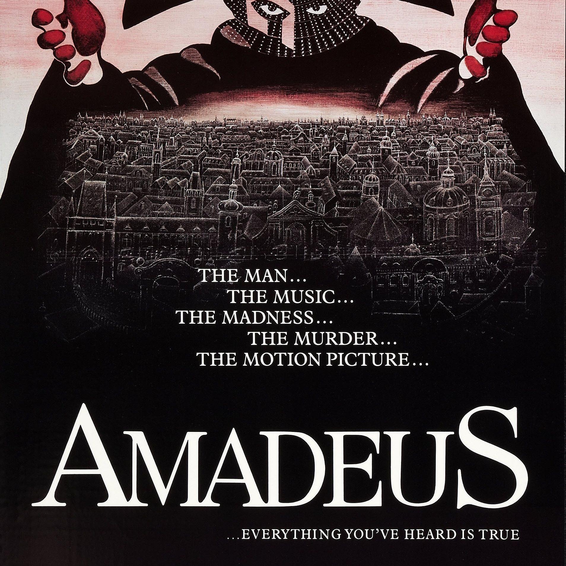 LE FILM CULTE DU JOUR : Amadeus