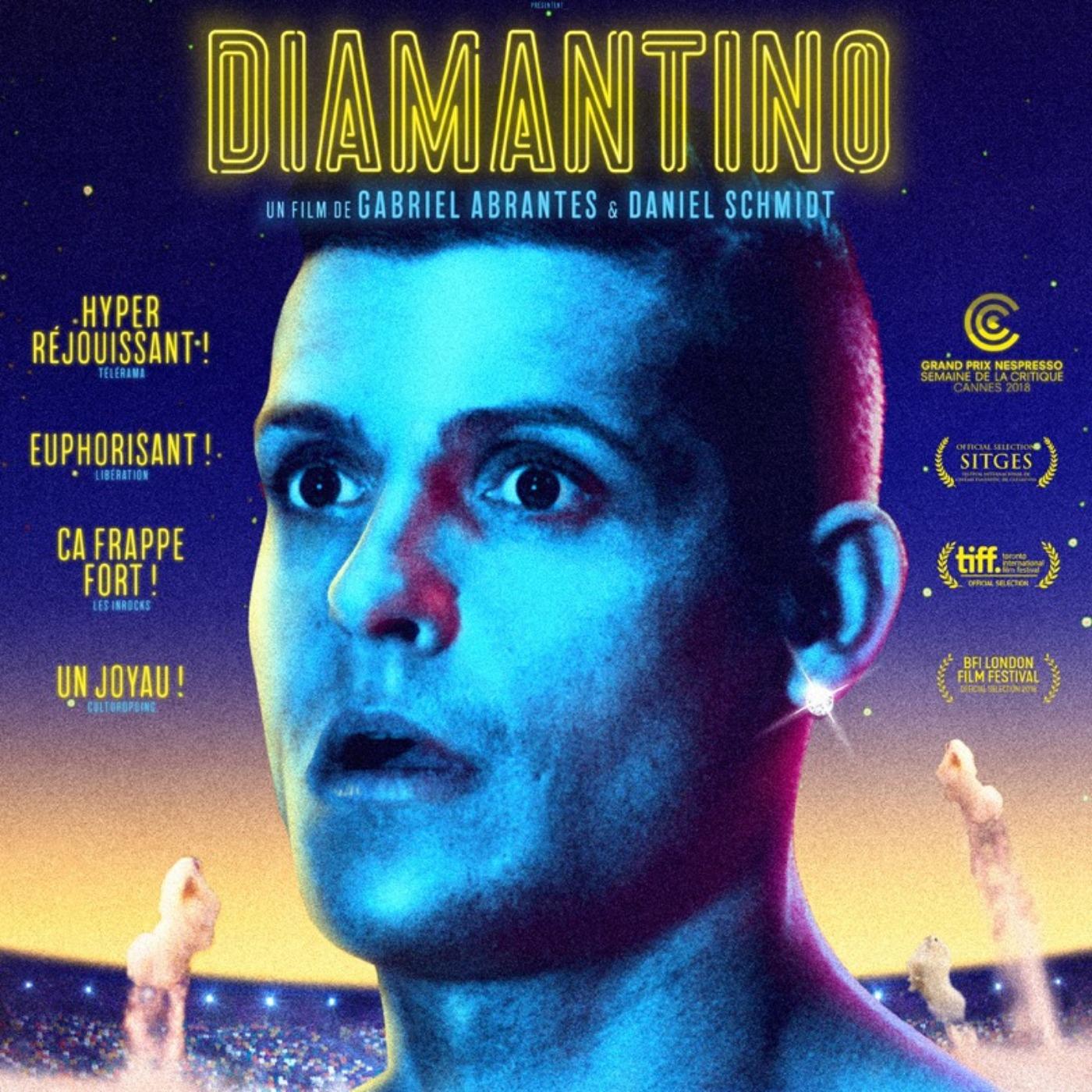 Ciné Parler #24 | Critique du film DIAMANTINO