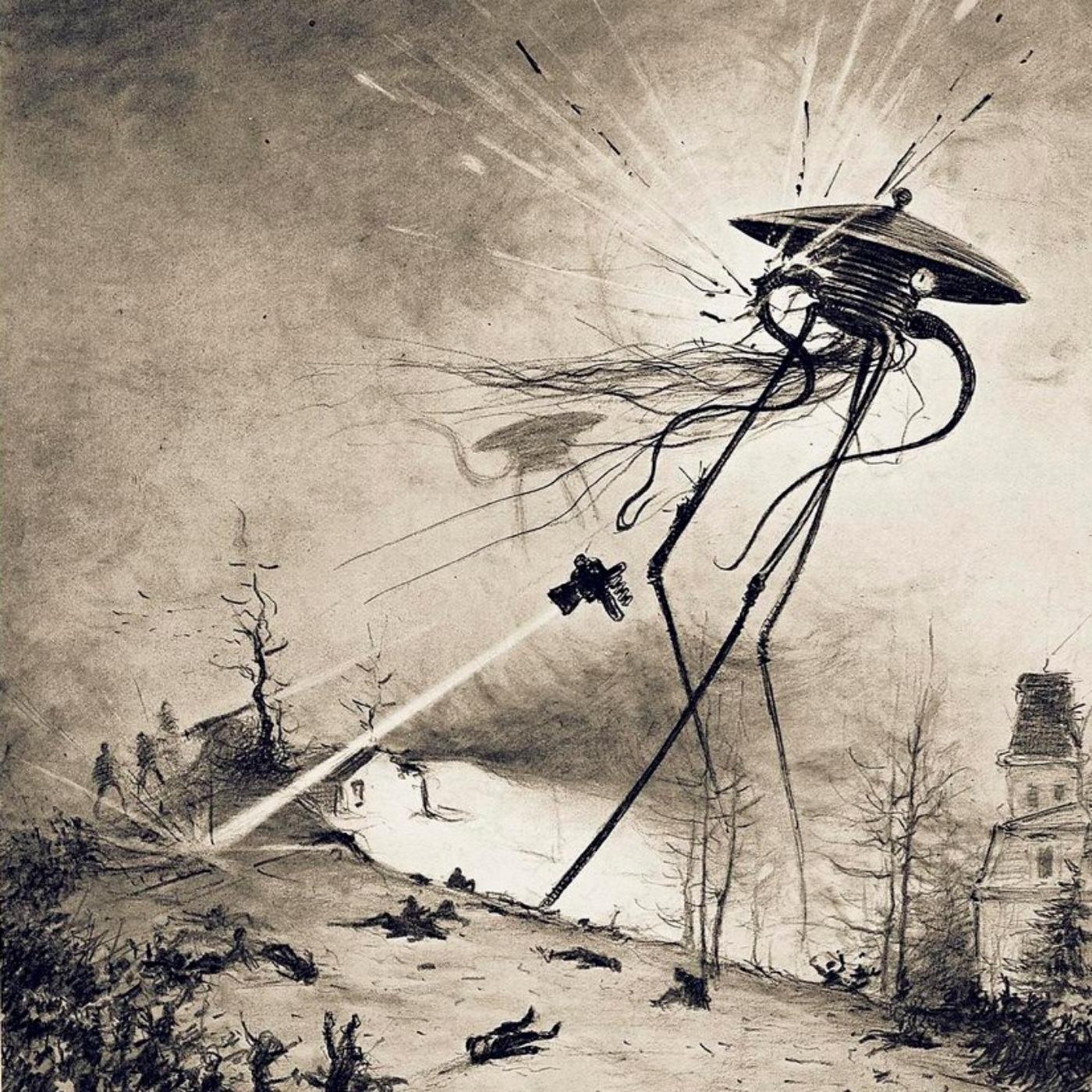 Micro Fiction | La Guerre des Mondes