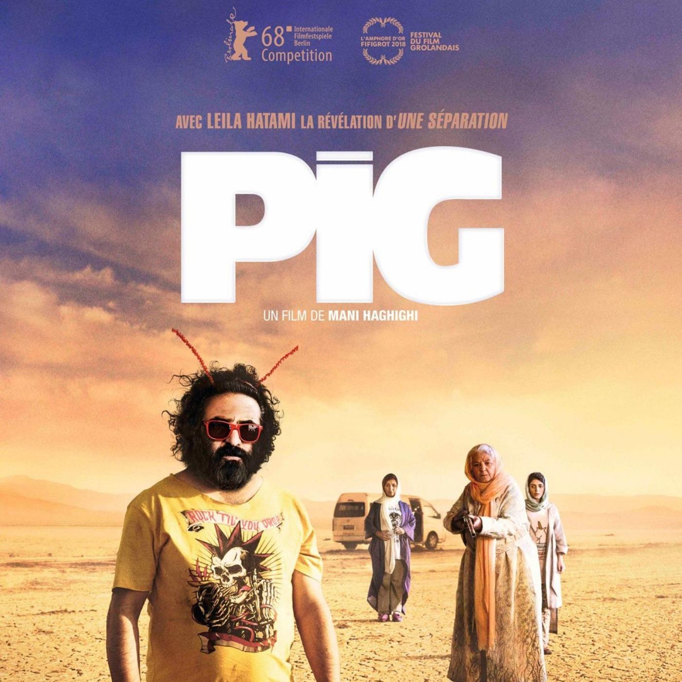 Ciné Parler #27 | CRITIQUE DU FILM PIG