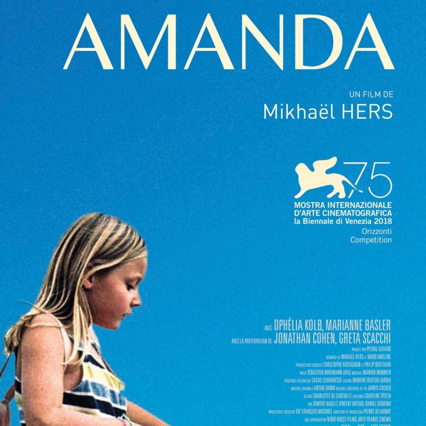 Ciné Parler #28 | Critique du film AMANDA