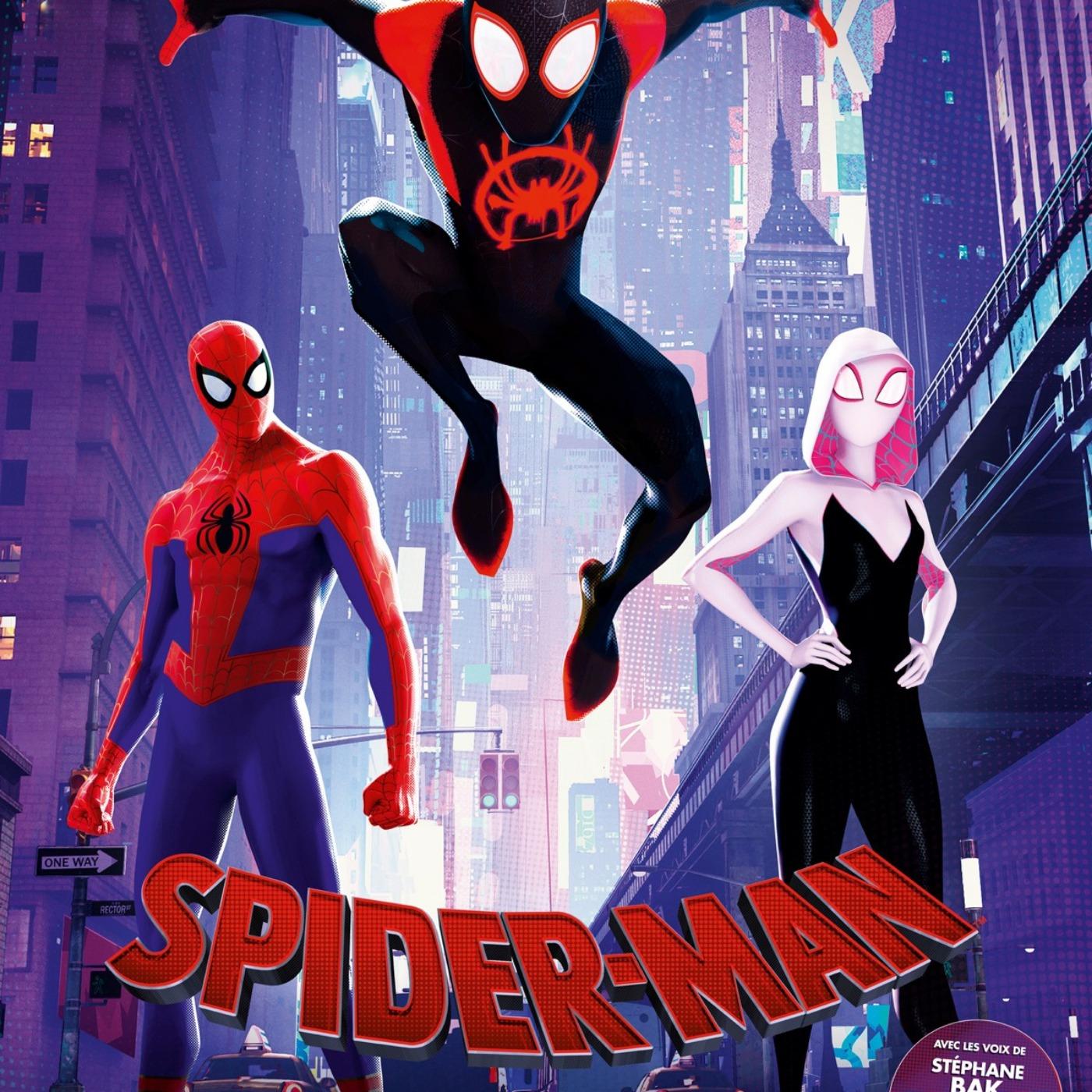 CRITIQUE DU FILM SPIDER-MAN : NEW GENERATION | Ciné Parler #32