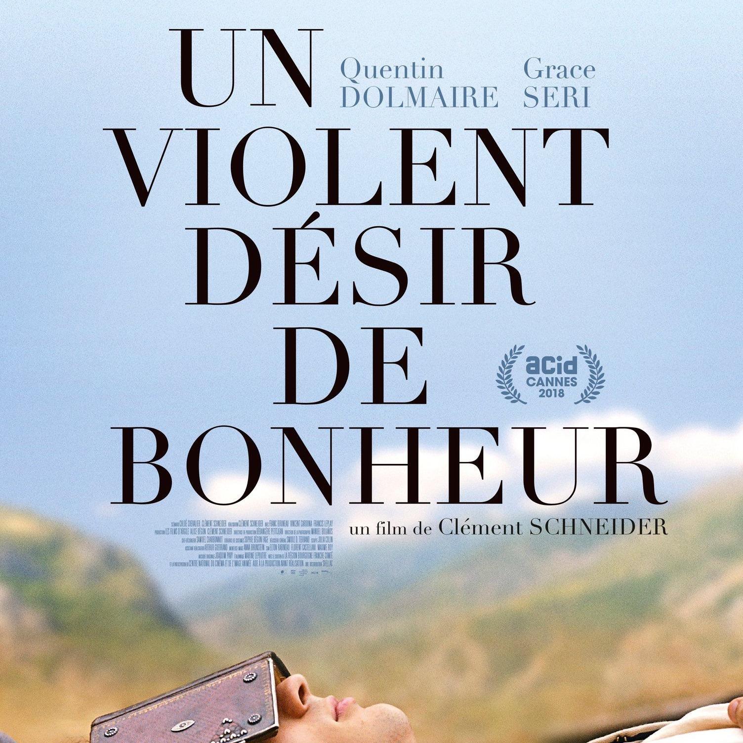 Critique Du Film Un Violent Désir De Bonheur