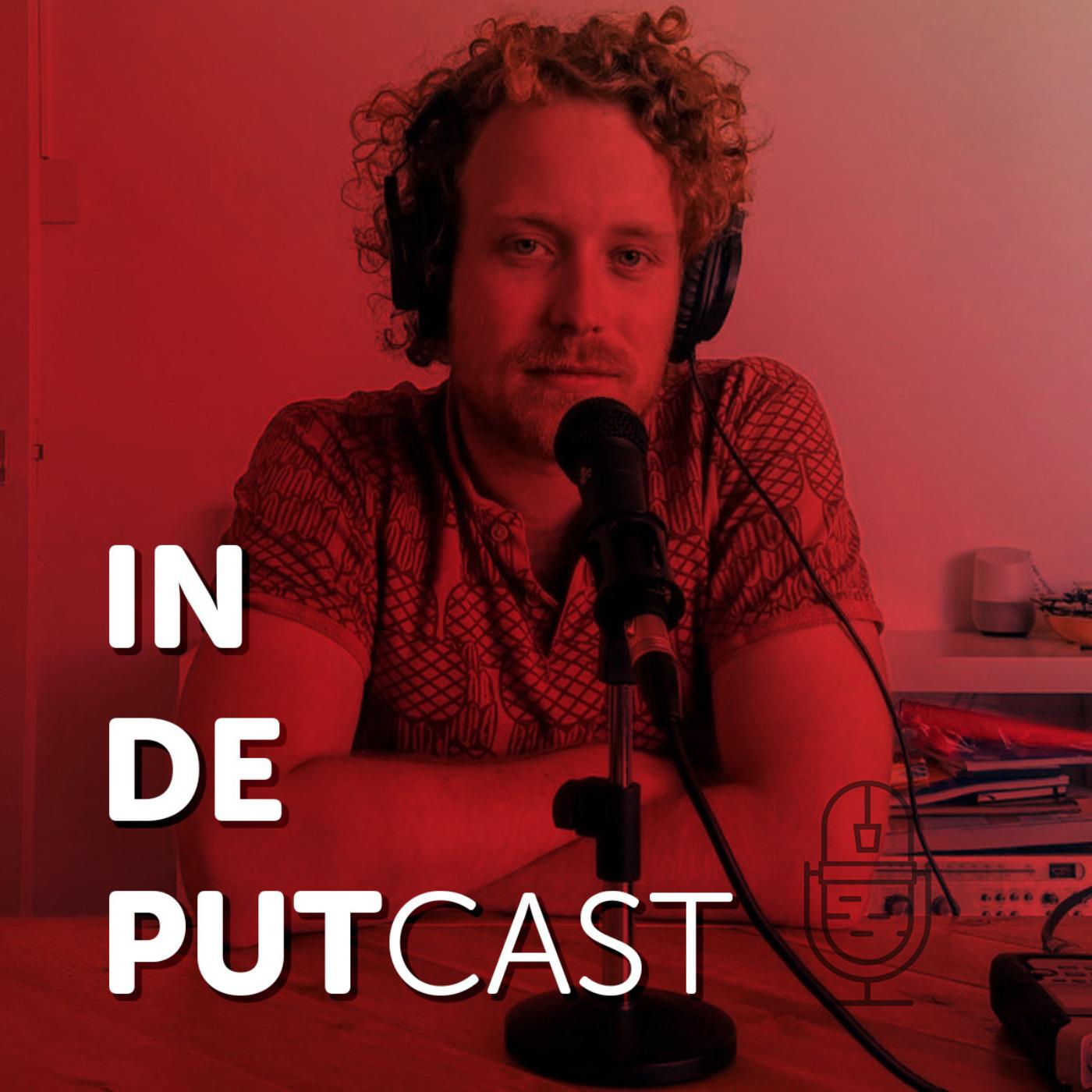 In de Putcast logo