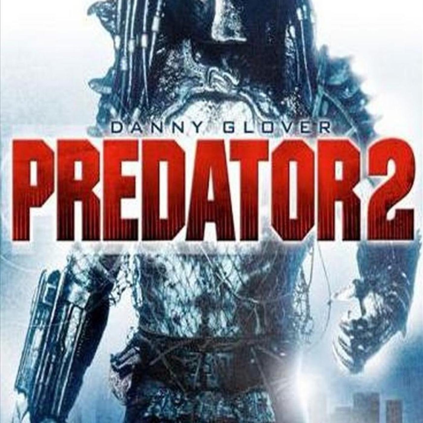 PODCAST CINEMA | CRITIQUE DU FILM Predator 2 - CinéMaRadio