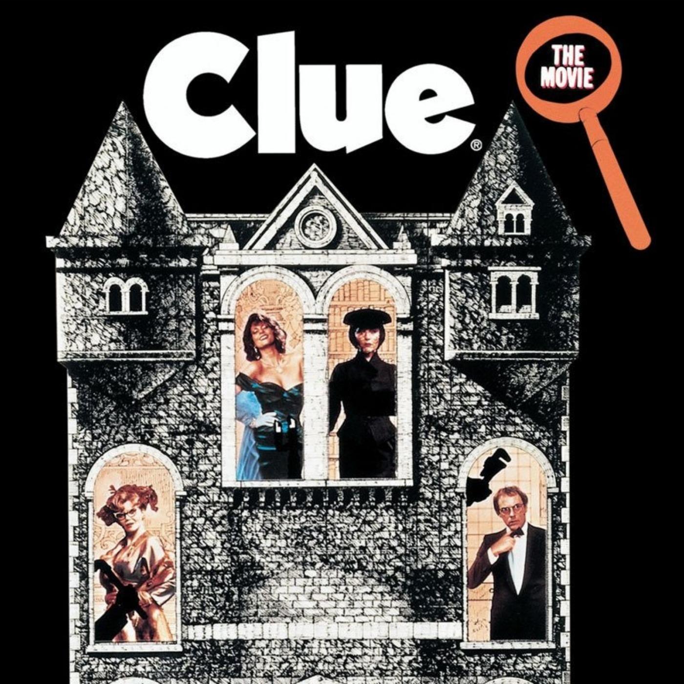 PODCAST CINEMA | critique du film CLUEDO | CinéMaRadio