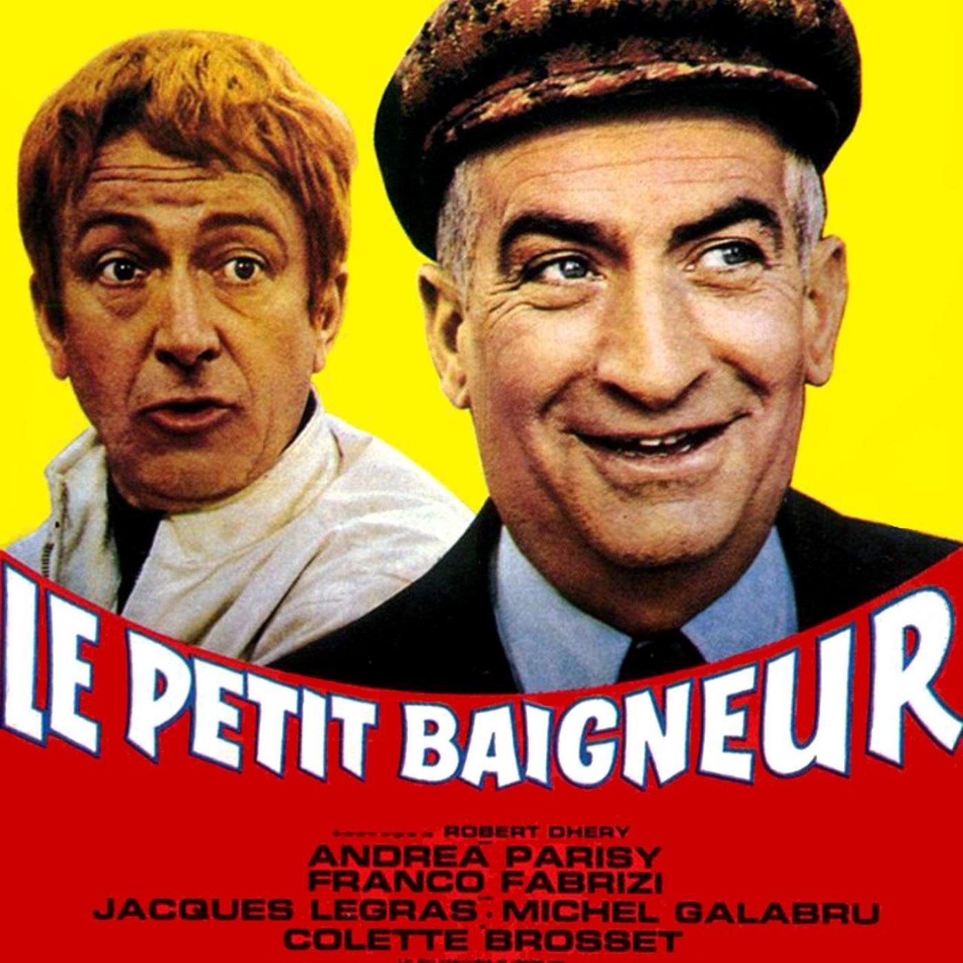 PODCAST CINEMA | CRITIQUE DU FILM LE PETIT BAIGNEUR - CinéMaRadio