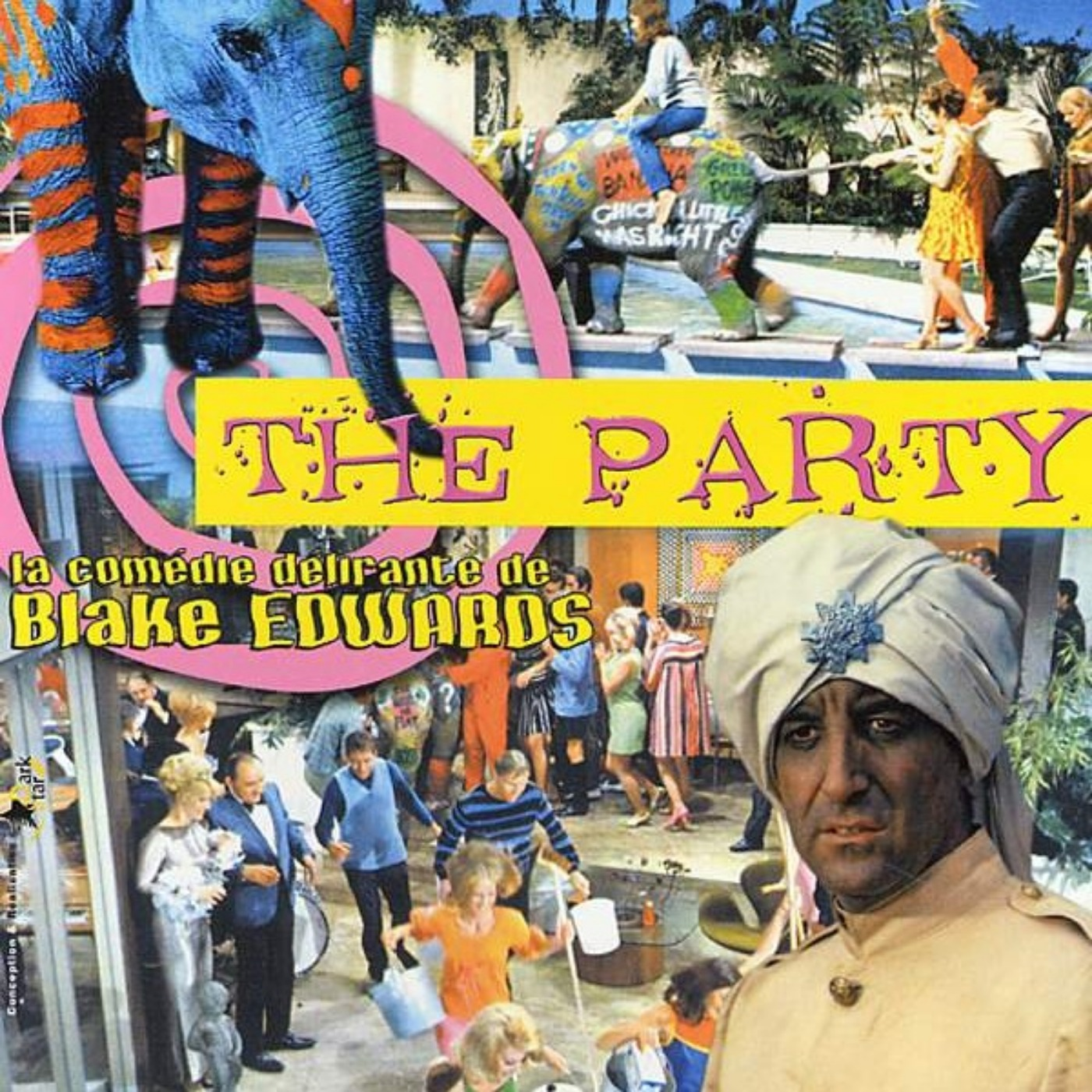 PODCAST CINEMA | CRITIQUE DU FILM THE PARTY - CinéMaRadio