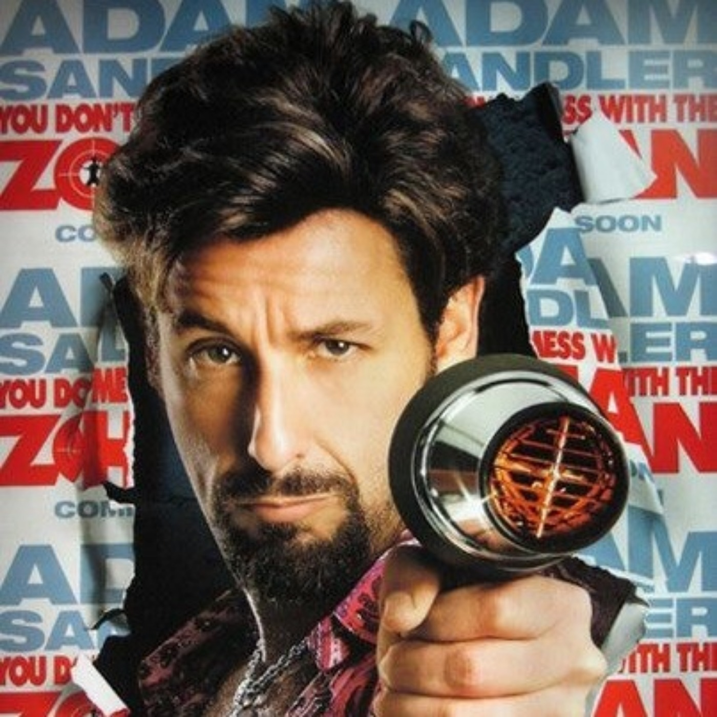 PODCAST CINEMA | critique du film RIEN QUE POUR VOS CHEVEUX / YOU DON'T MESS WITH THE ZOHAN | CinéMaRadio