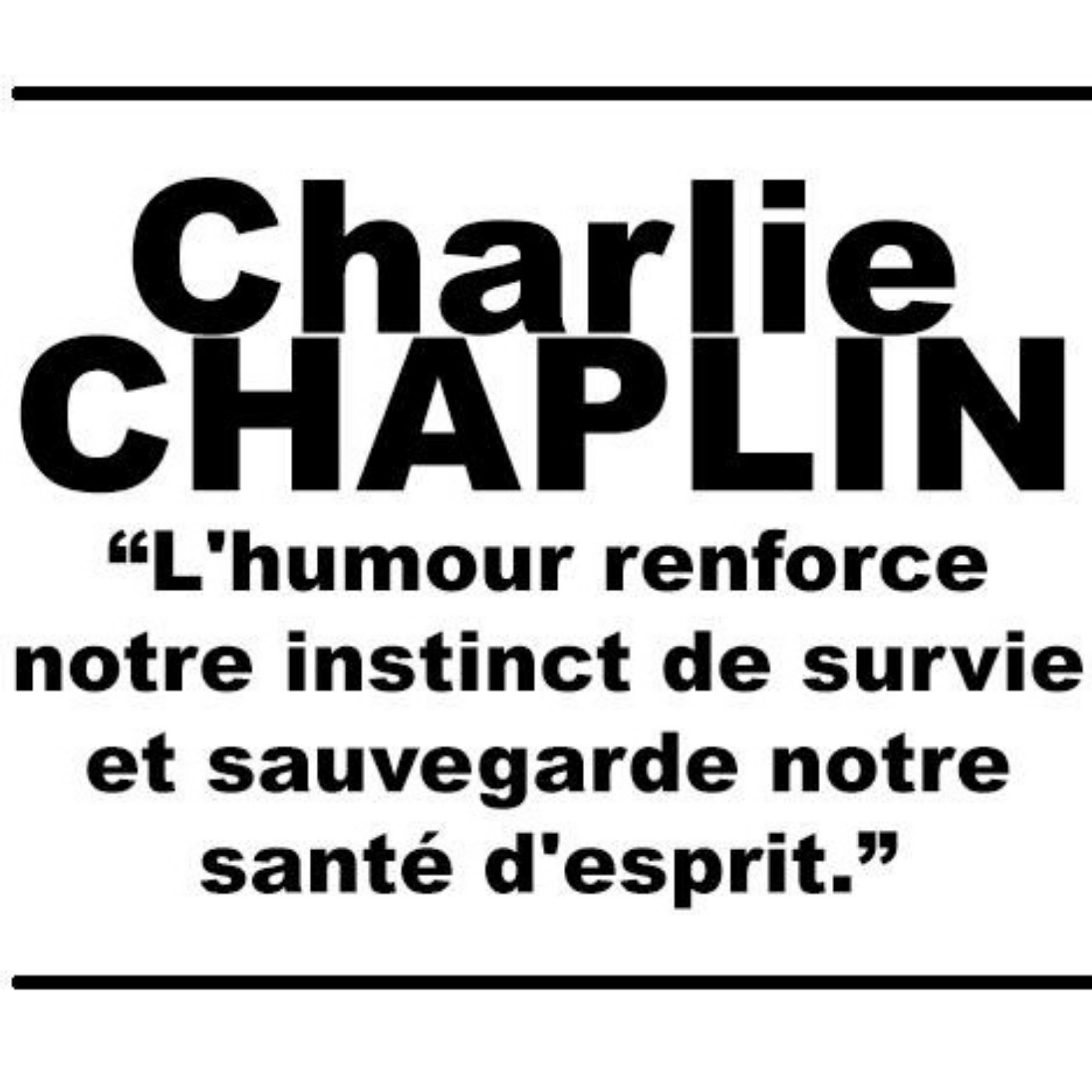 PODCAST CINEMA | CHARLIE CHAPLIN | CinéMaradio