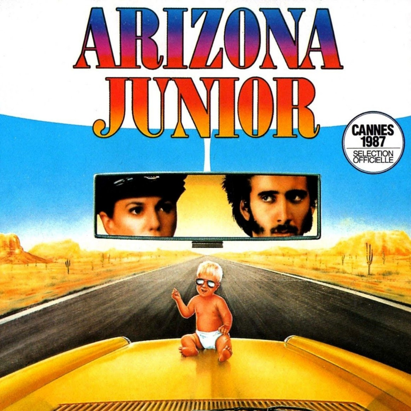 PODCAST CINEMA | critique du film ARIZONA JUNIOR | CinéMaRadio