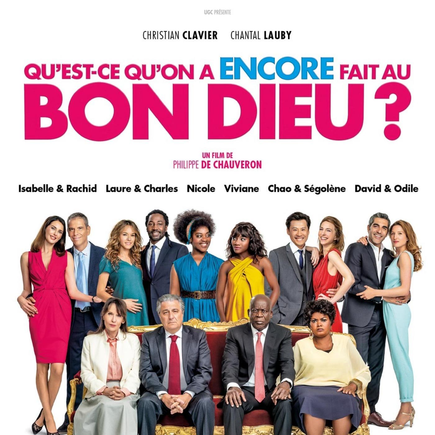 """CinéRires #47 spéciale """"Qu'est-ce qu'on a fait au Bon Dieu"""" / """"The Eternal Sunshine Of The Spotless Mind"""""""