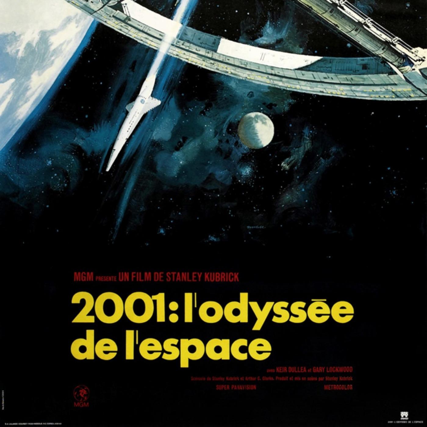 2001: L'Odyssée de l'Espace - CinéMaRadio