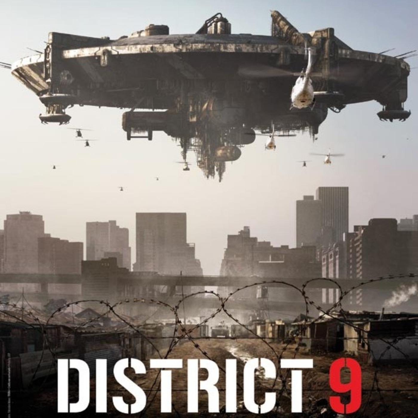 District 9 - CRITIQUE DE FILM