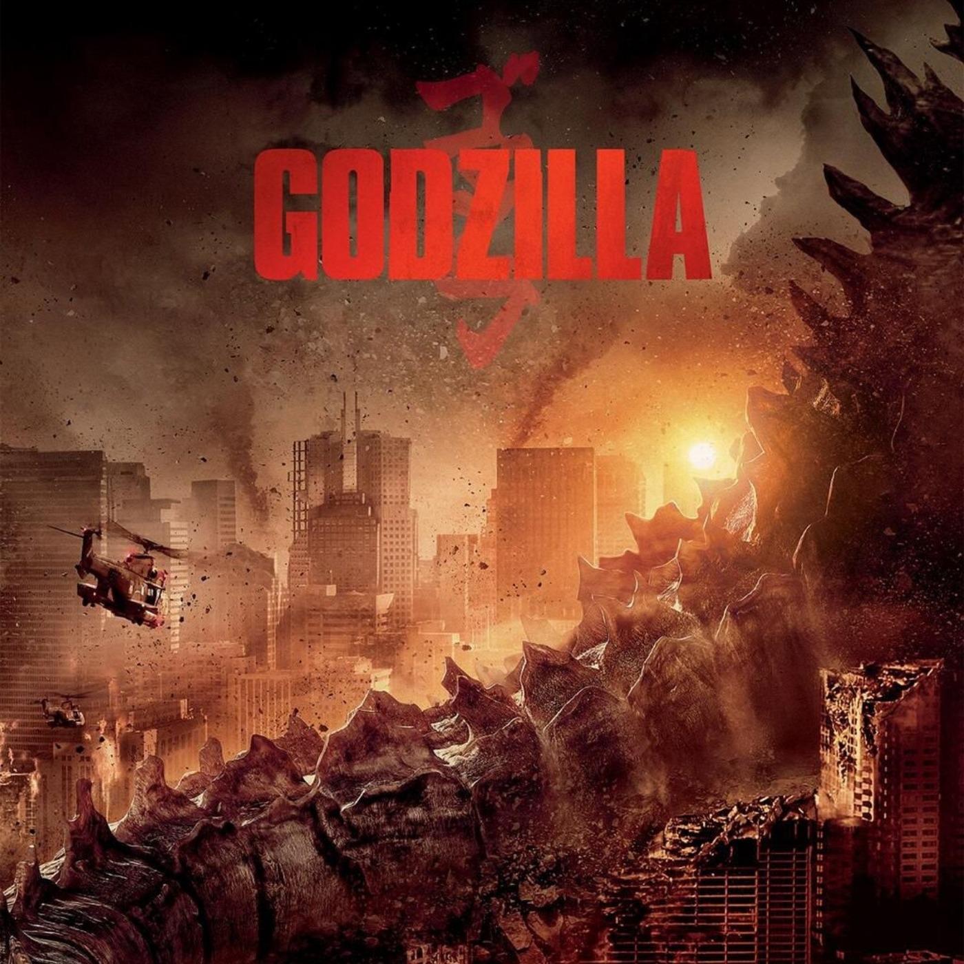 PODCAST CINEMA | CRITIQUE DU FILM GODZILLA (2014) | CinéMaRadio