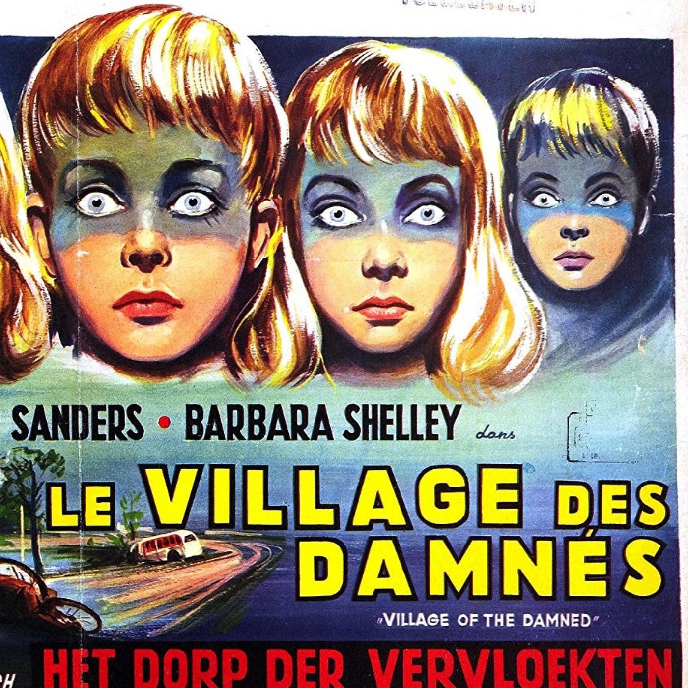 UN FILM A VOIR ABSOLUMENT : Le Village Des Damnés | CinéMaRadio