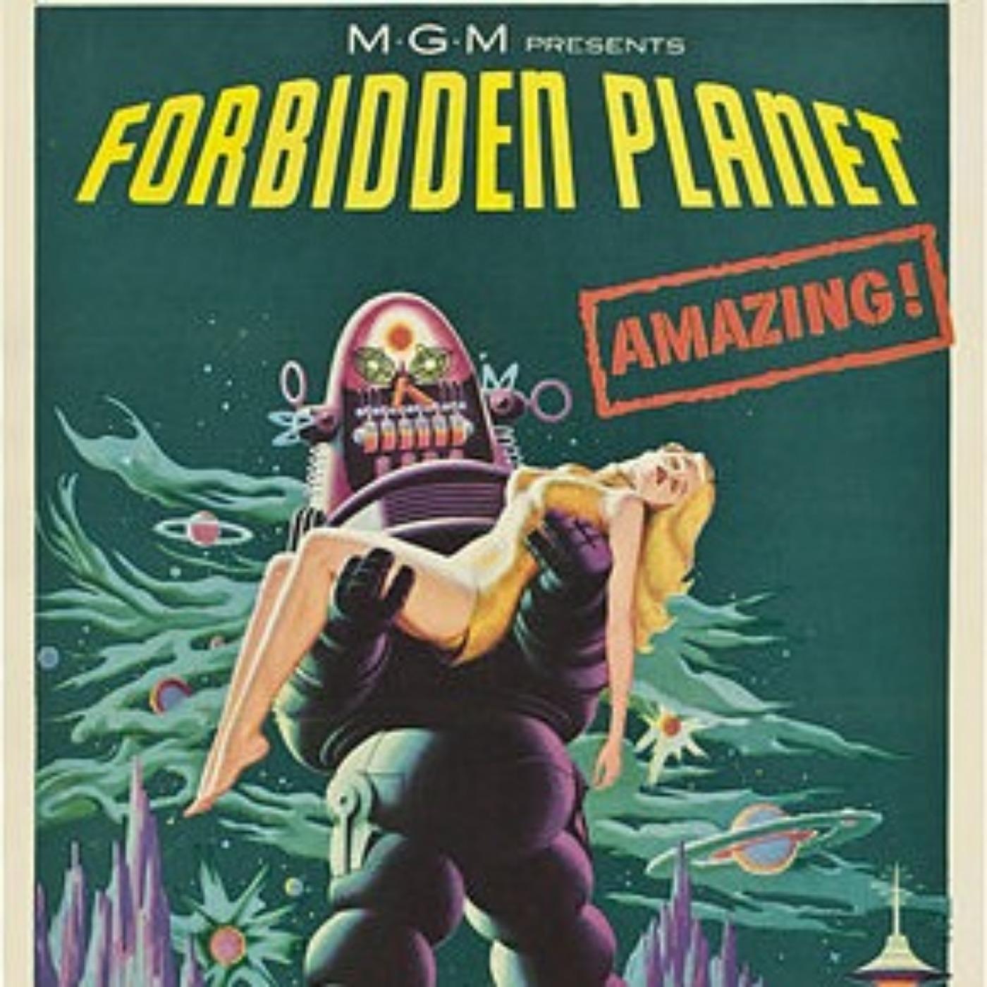 Un film de Science-Fiction culte : Planète Interdite