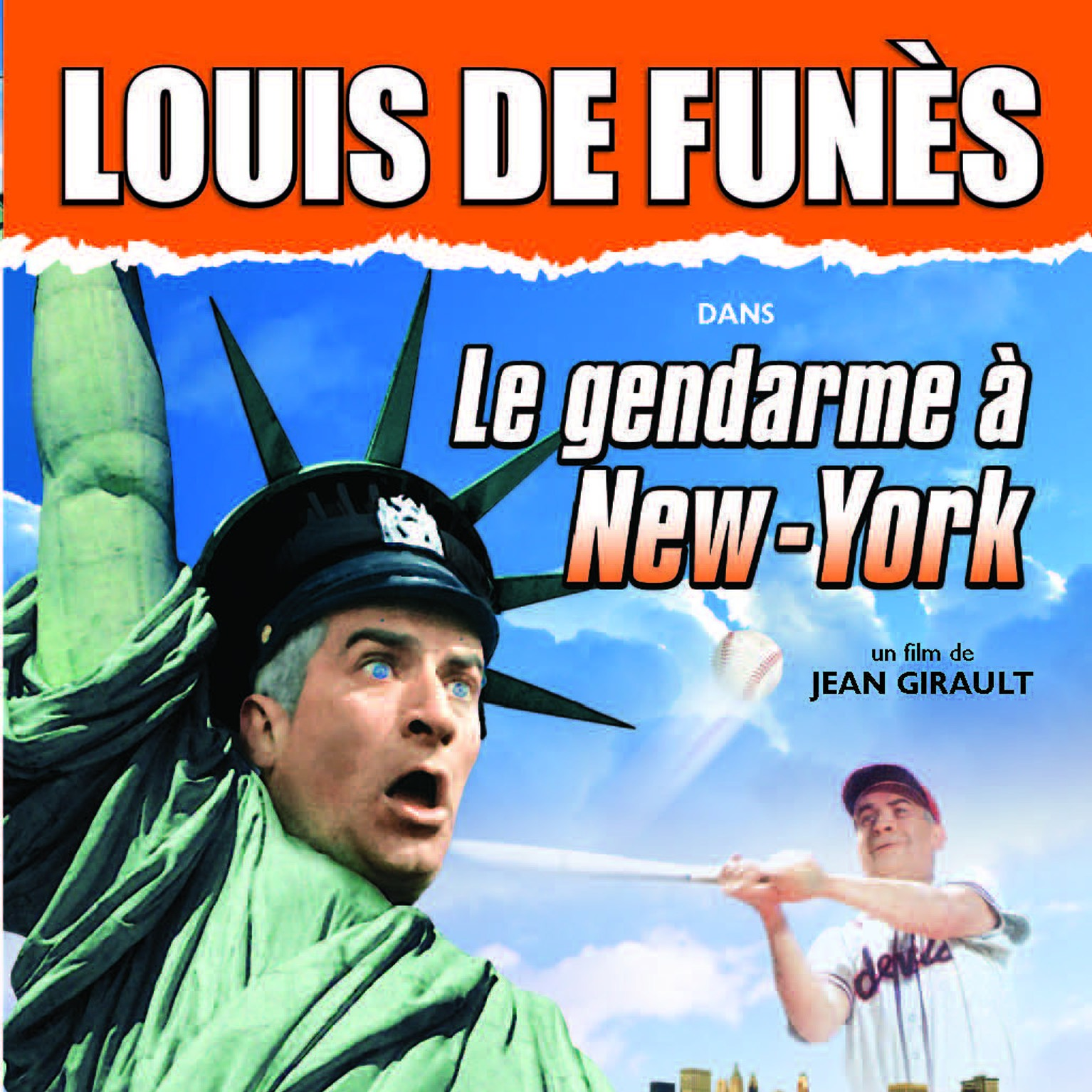 LE GENDARME A NEW-YORK | Saga Louis De Funès | Le podcast cinéma de CinéMaRadio
