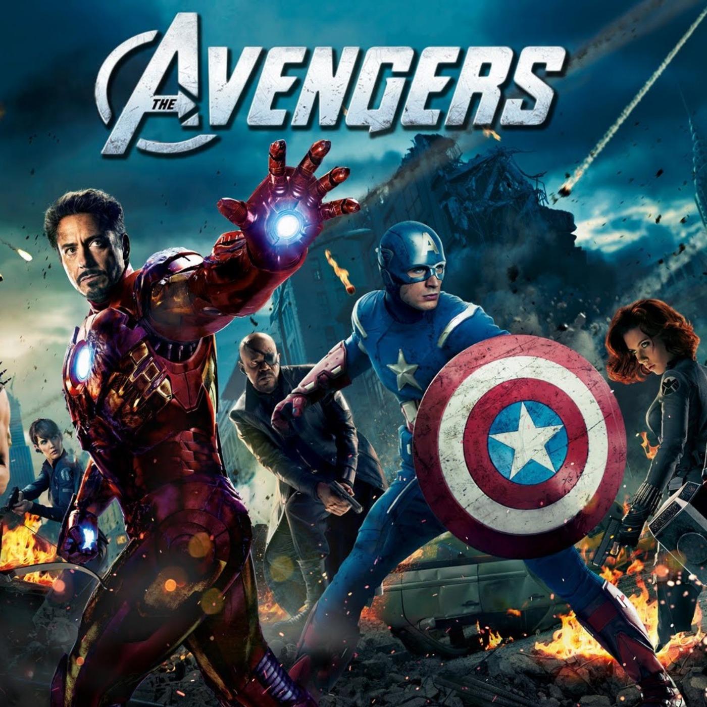 PODCAST CINEMA | critique du film Marvel AVENGERS 1 (2012) | CinéMaRadio