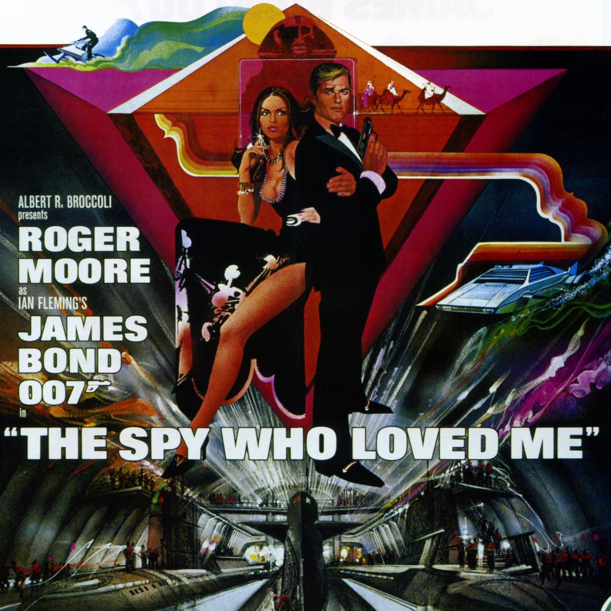 SAGA JAMES BOND #12 | L'ESPION QUI M'AIMAIT (The Spy Who Loved Me)