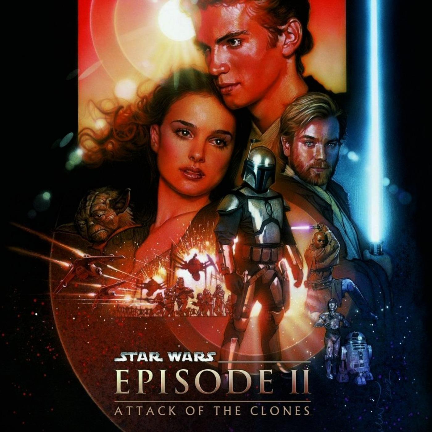 PODCAST CINEMA | SAGA STAR WARS #10 | L'ATTAQUE DES CLONES - EPISODE 2