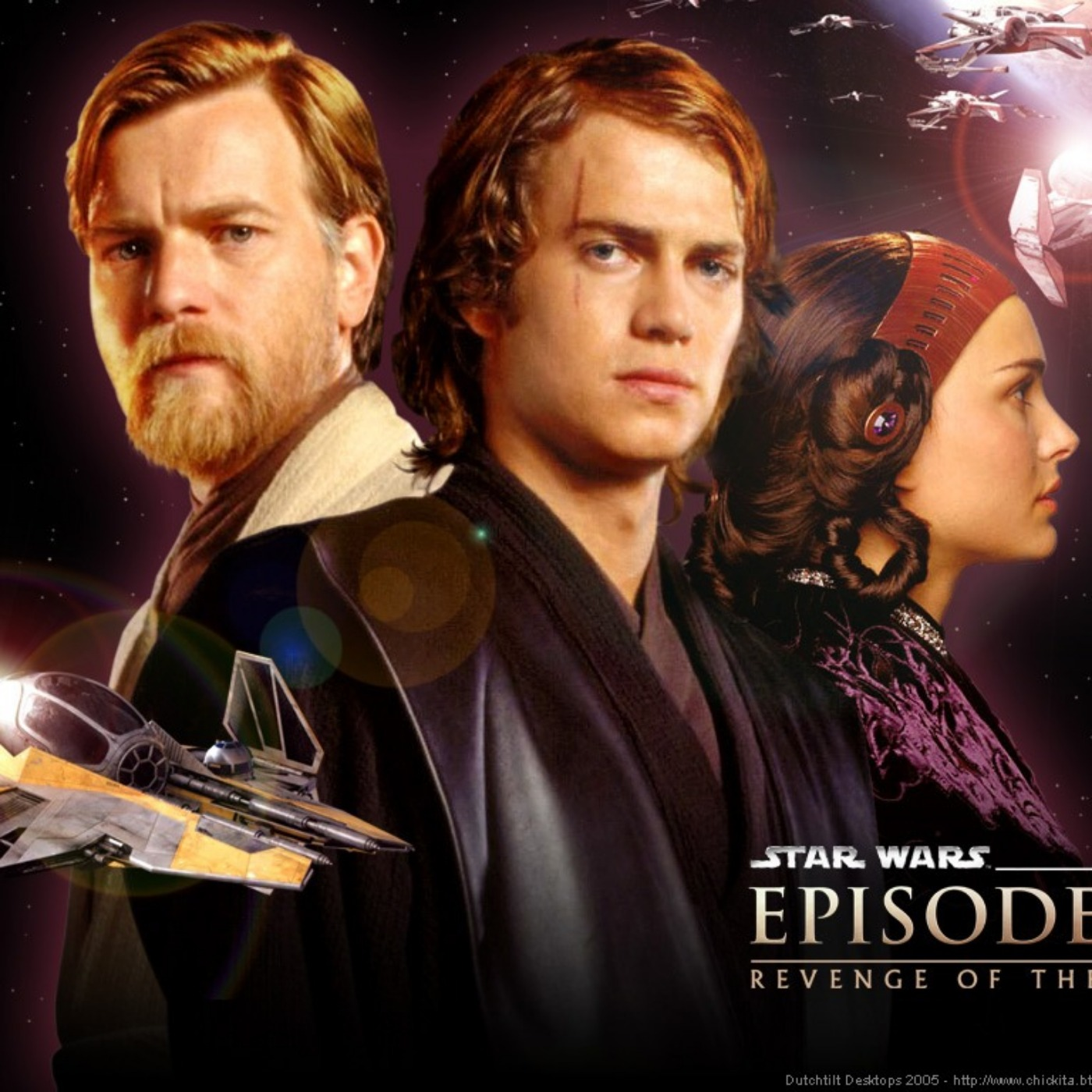 SAGA STAR WARS #11 - LA REVANCHE DES SITHS - EPISODE 3 - LE FILM
