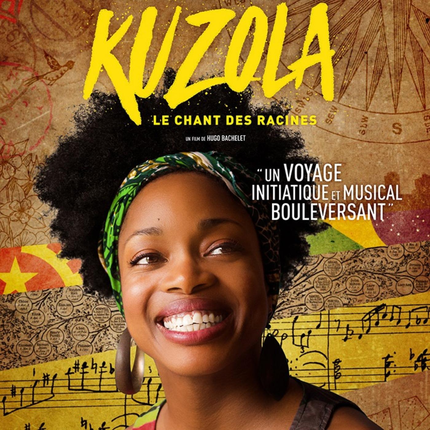 PODCAST CINEMA | INTERVIEW LUCIA DE CARVALHO ET HUGO BACHELET | Film Kuzola Le Chant Des Racines