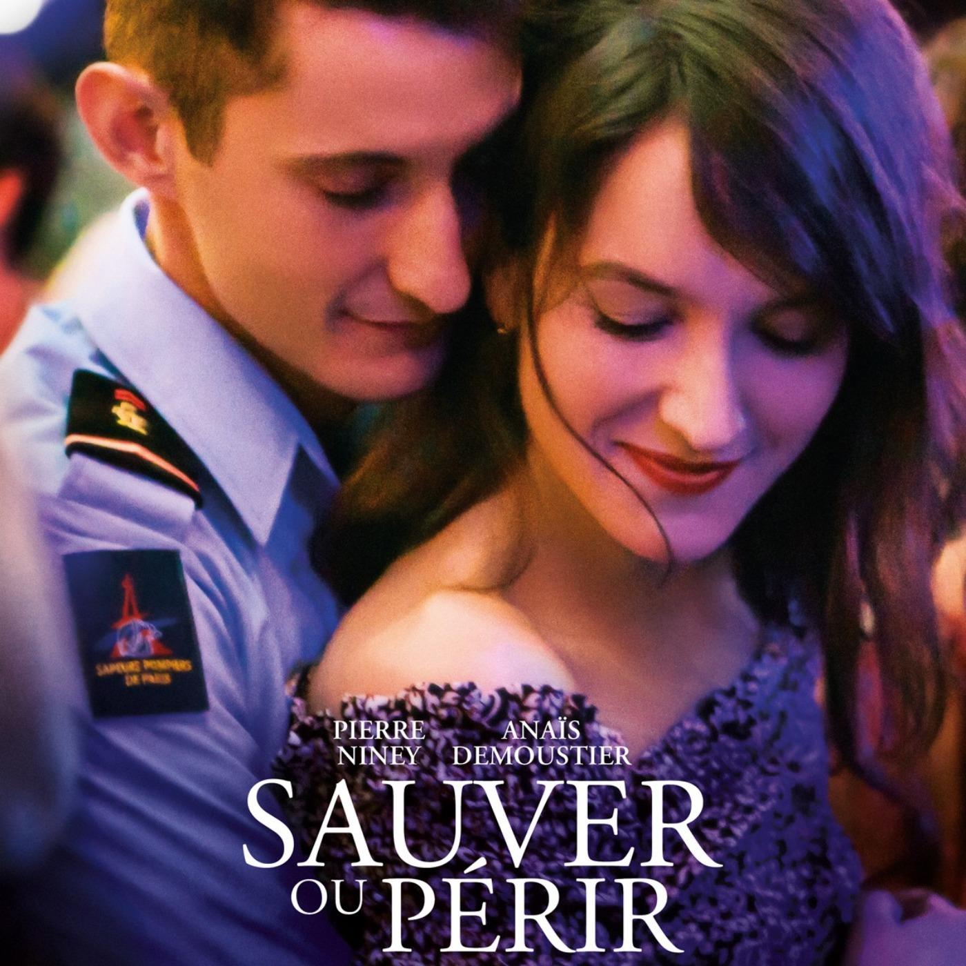 FILM SAUVER OU PERIR avec Pierre Niney Anais et Demoustier | Interview