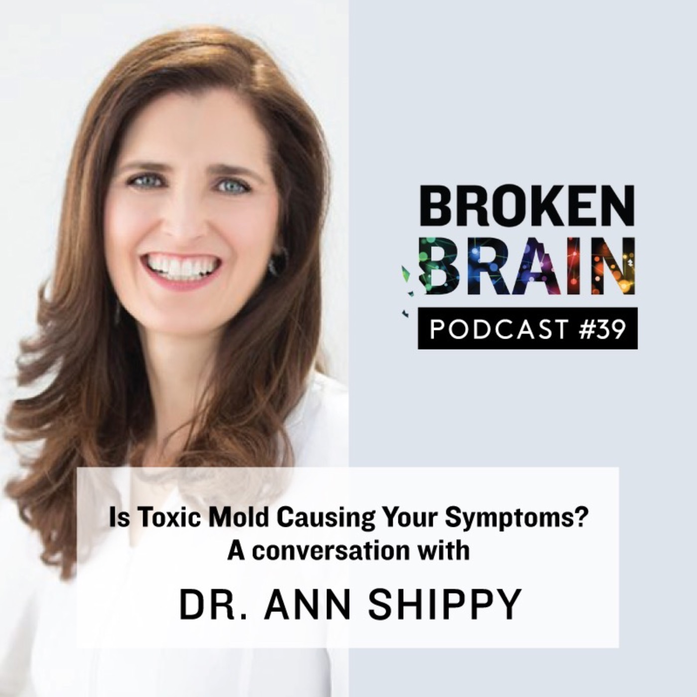 #39: Is Toxic Mold Causing Your Symptoms? A Conversation with Dr. Ann Shippy