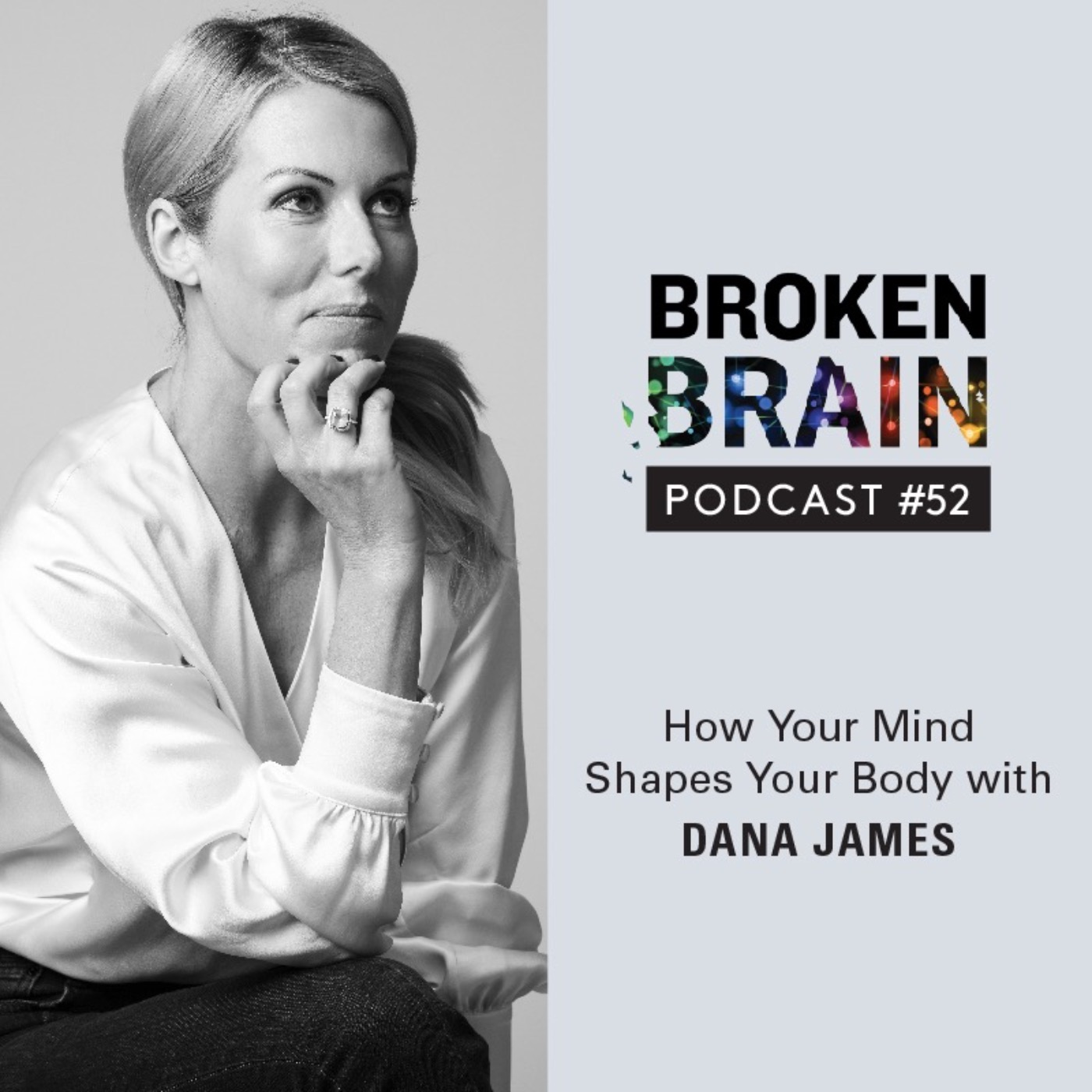 #52: How Your Mind Shapes Your Body with Dana James