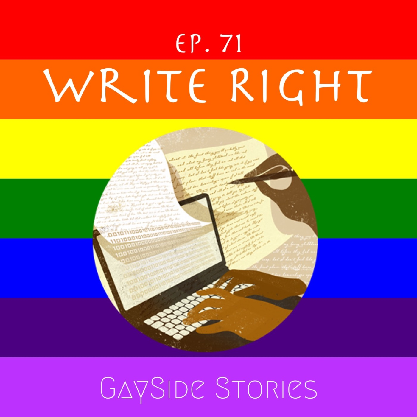 Ep. 71 - Write Right (feat. Jarrod D. King)