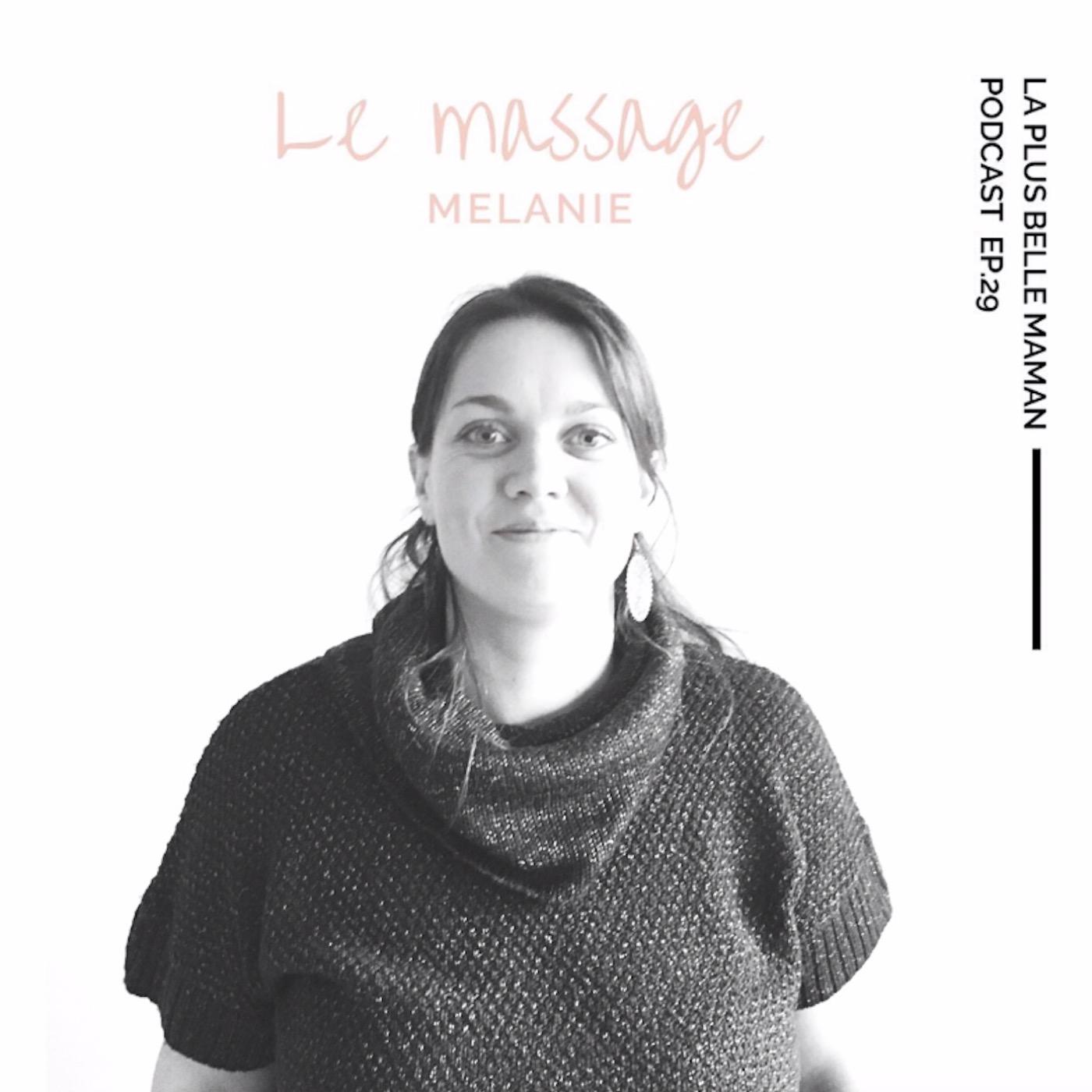 Les bienfaits du massage pour les bébés avec Mélanie de l'Association Française du Massage pour Bébé