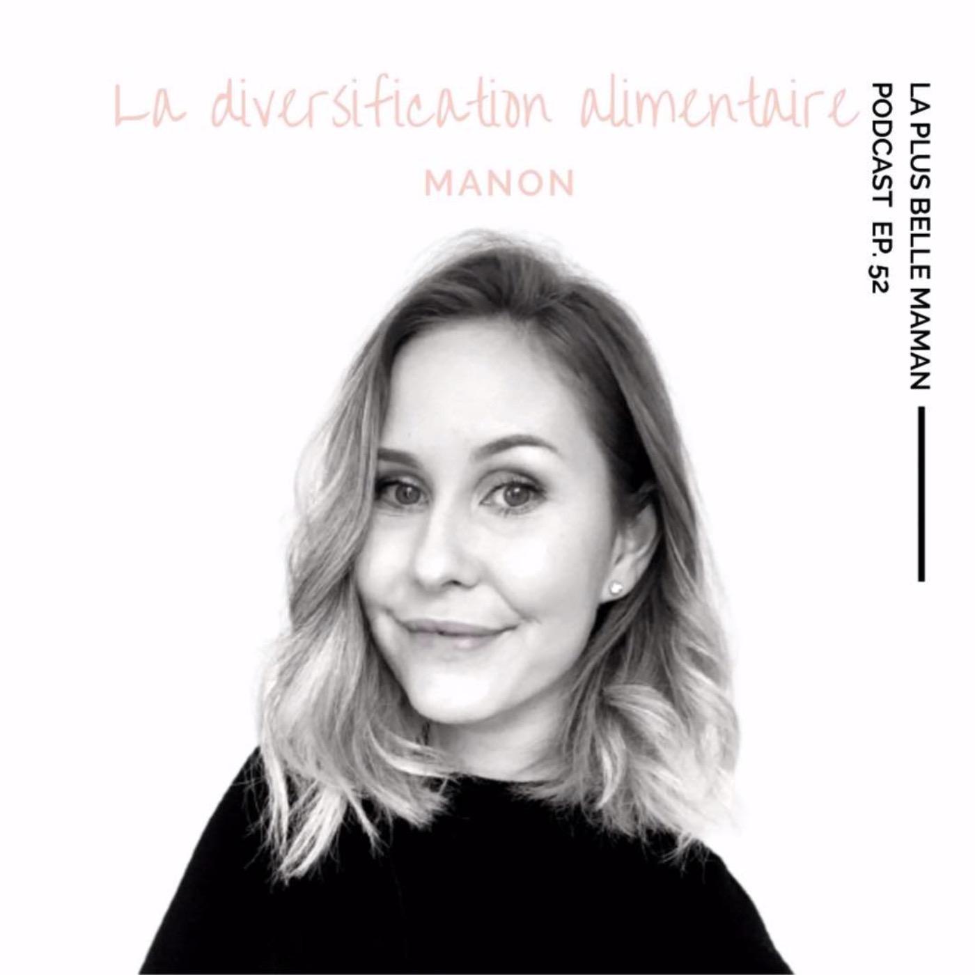 La diversification alimentaire avec Manon du compte @petitpotpetitpois