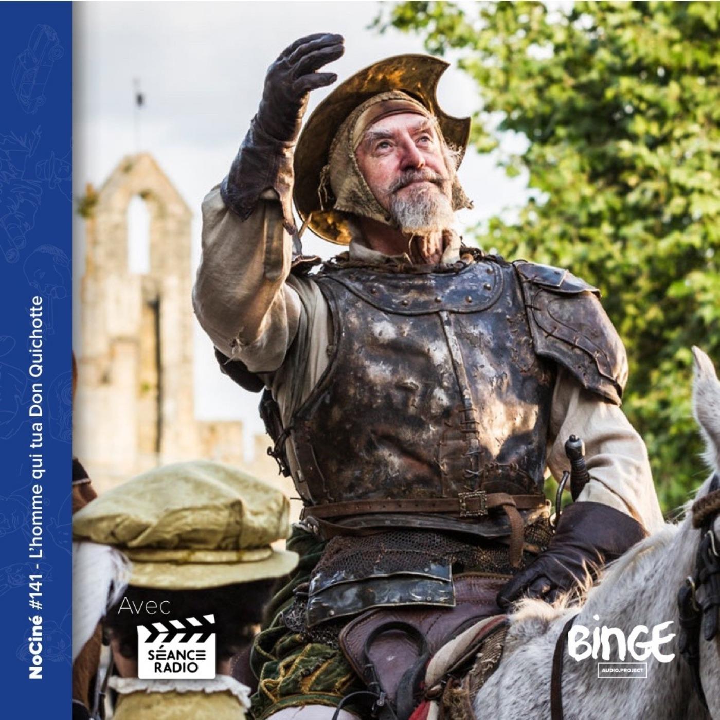 Don Quichotte, le film qui ne tua pas Terry Gilliam