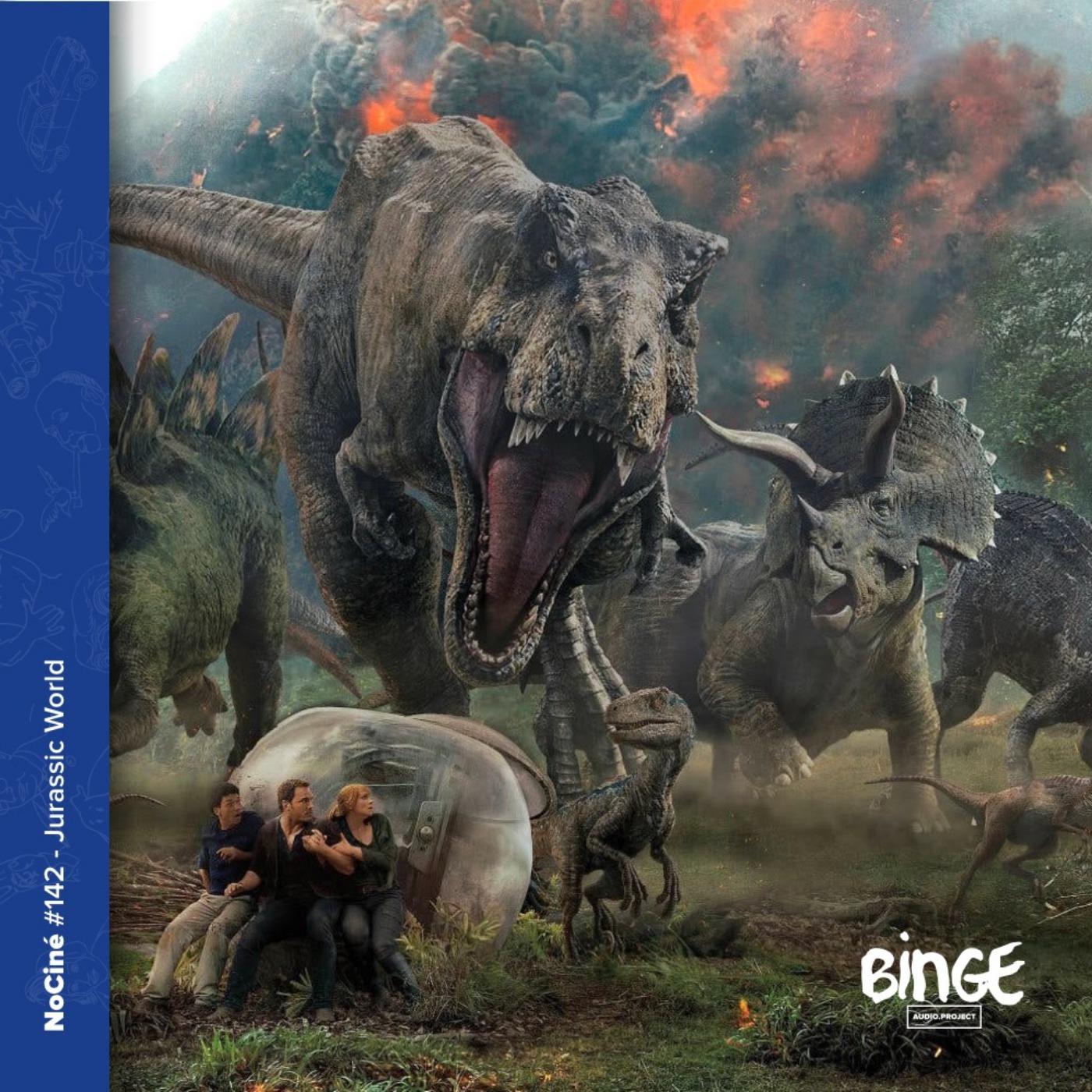 Jurassic World, les écailles d'une franchise