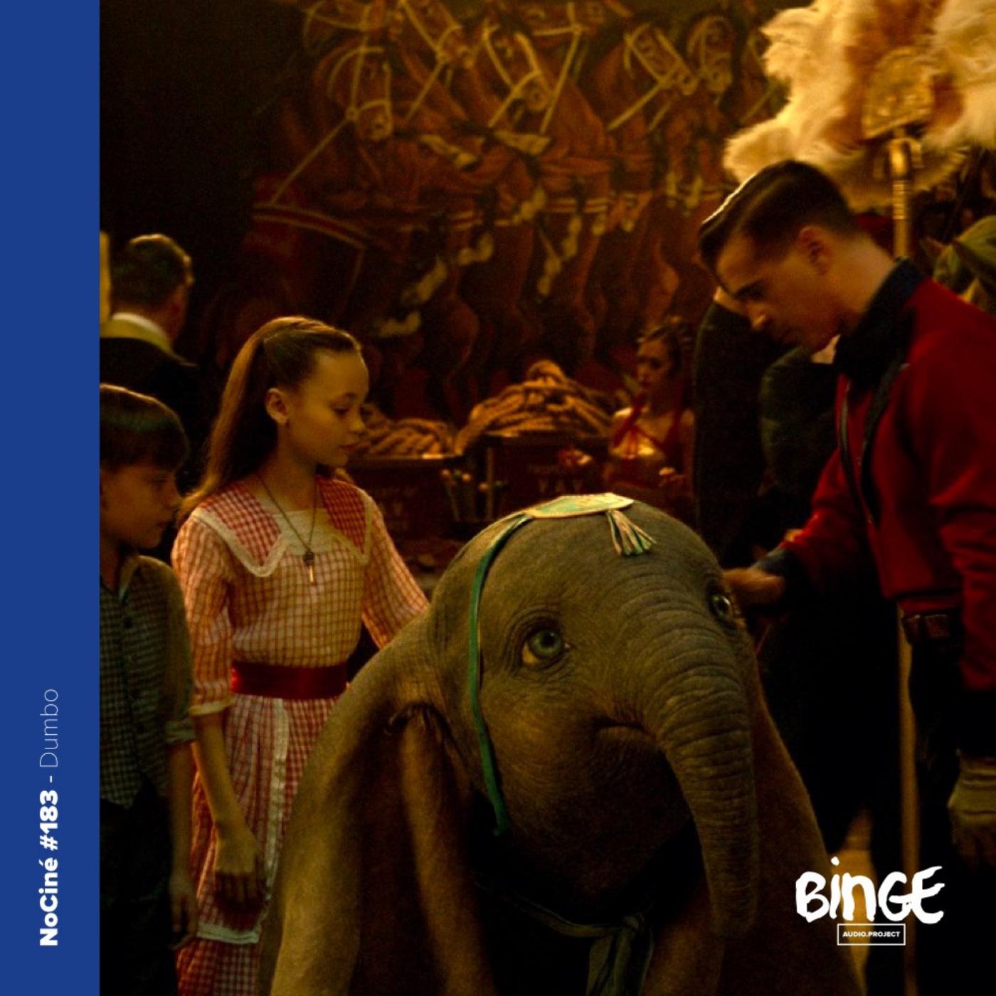 Dumbo, quand Disney trompe énormément