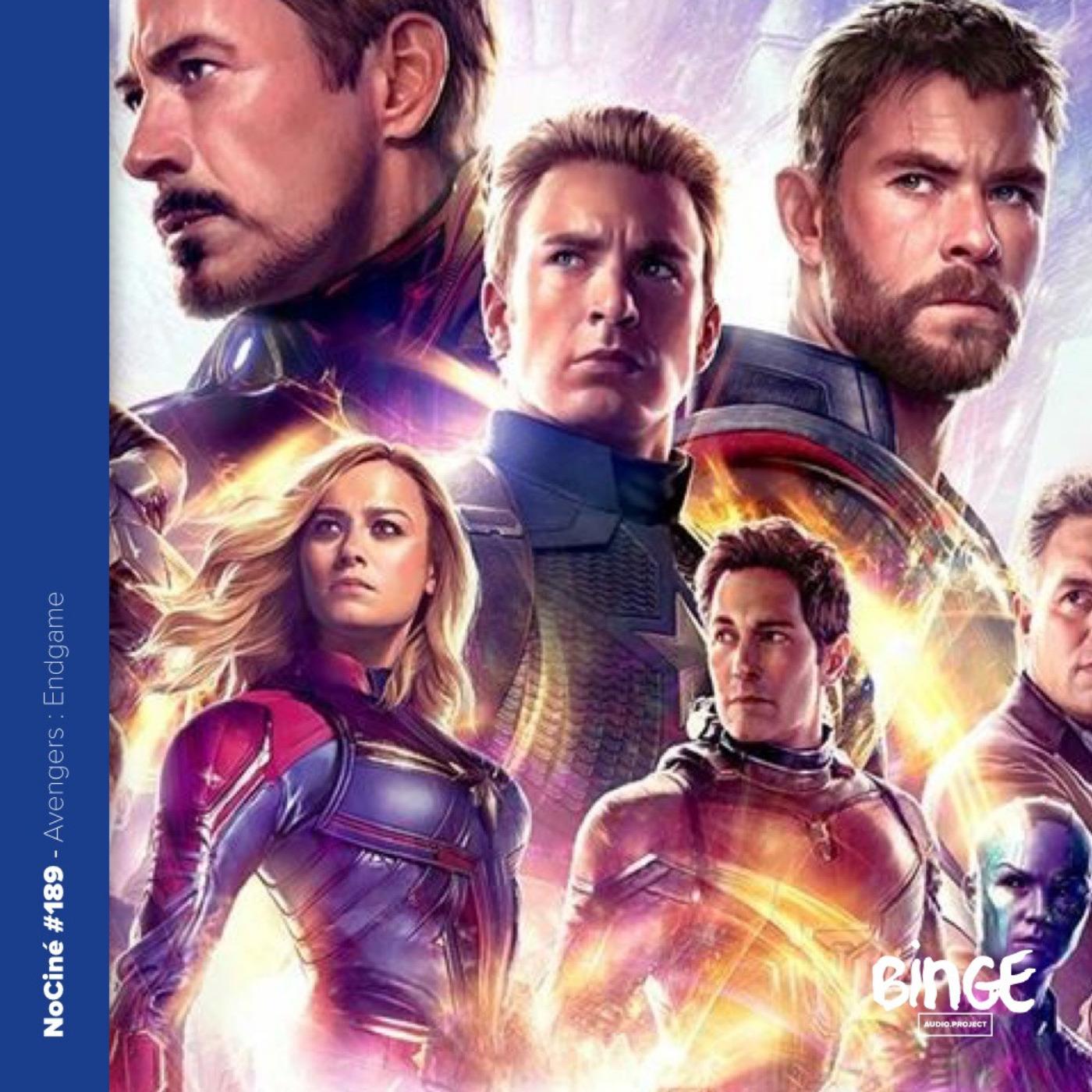 Avengers: Endgame, zapping de fin