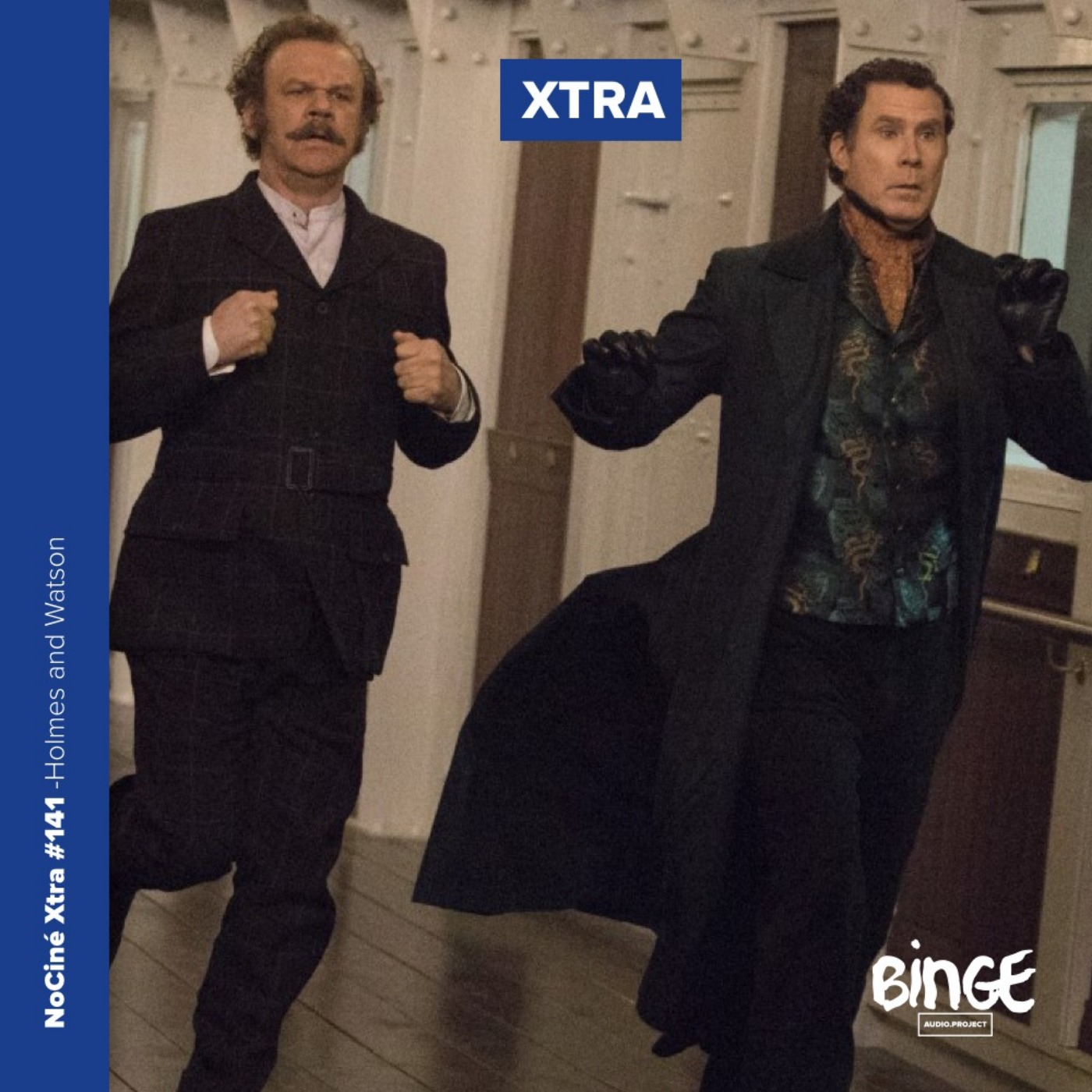 Xtra - Holmes and Watson