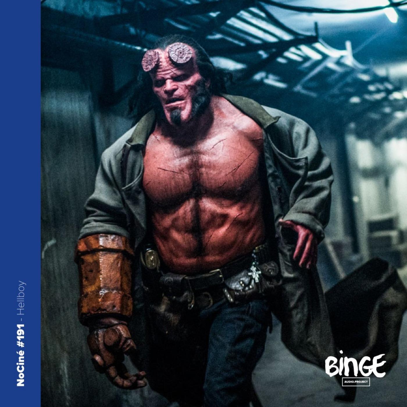 Hellboy, rebootocalypse