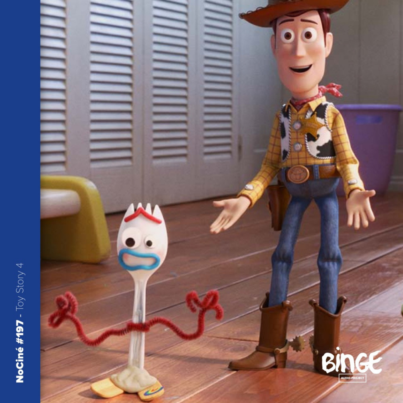 Woody résiste pour que Toy Story existe