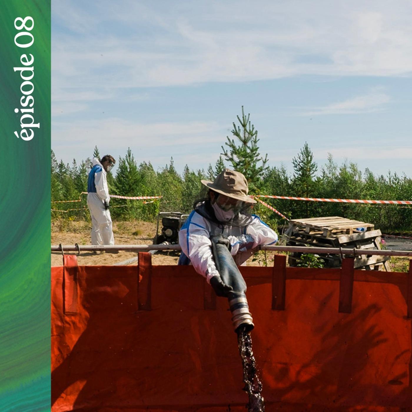 #08 — Noir pétrole dans l'Arctique russe, avec Alban Grosdidier