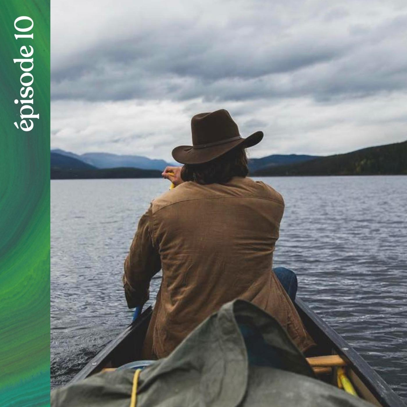 #10 — Sur les traces du grizzli le long du Yukon, avec Themo Anargyros et Julien Mavier