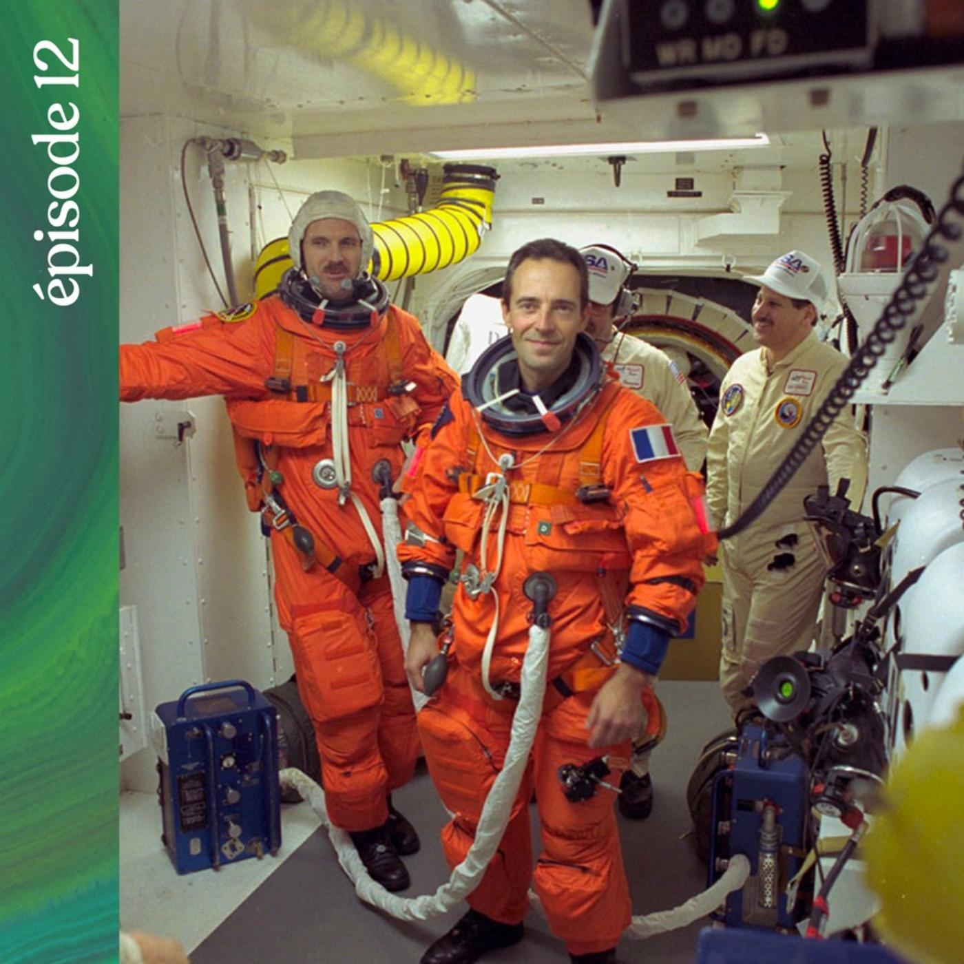 #12 — Mission d'urgence dans les étoiles, avec Jean-François Clervoy