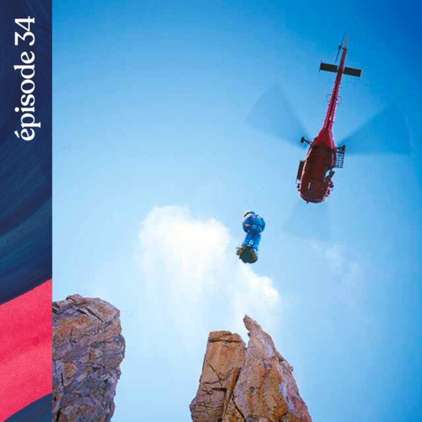 #34 — Les anges gardiens du Mont-Blanc, avec Sonia Popoff