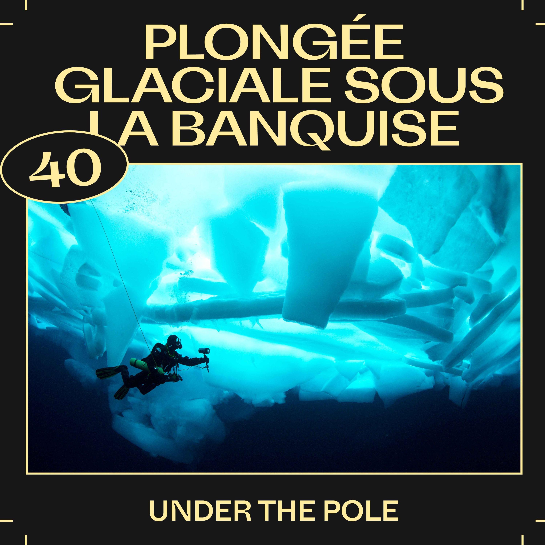 #40 — Plongée glaciale sous la banquise, avec Under The Pole
