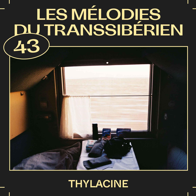 #43 — Les mélodies du Transsibérien, avec Thylacine