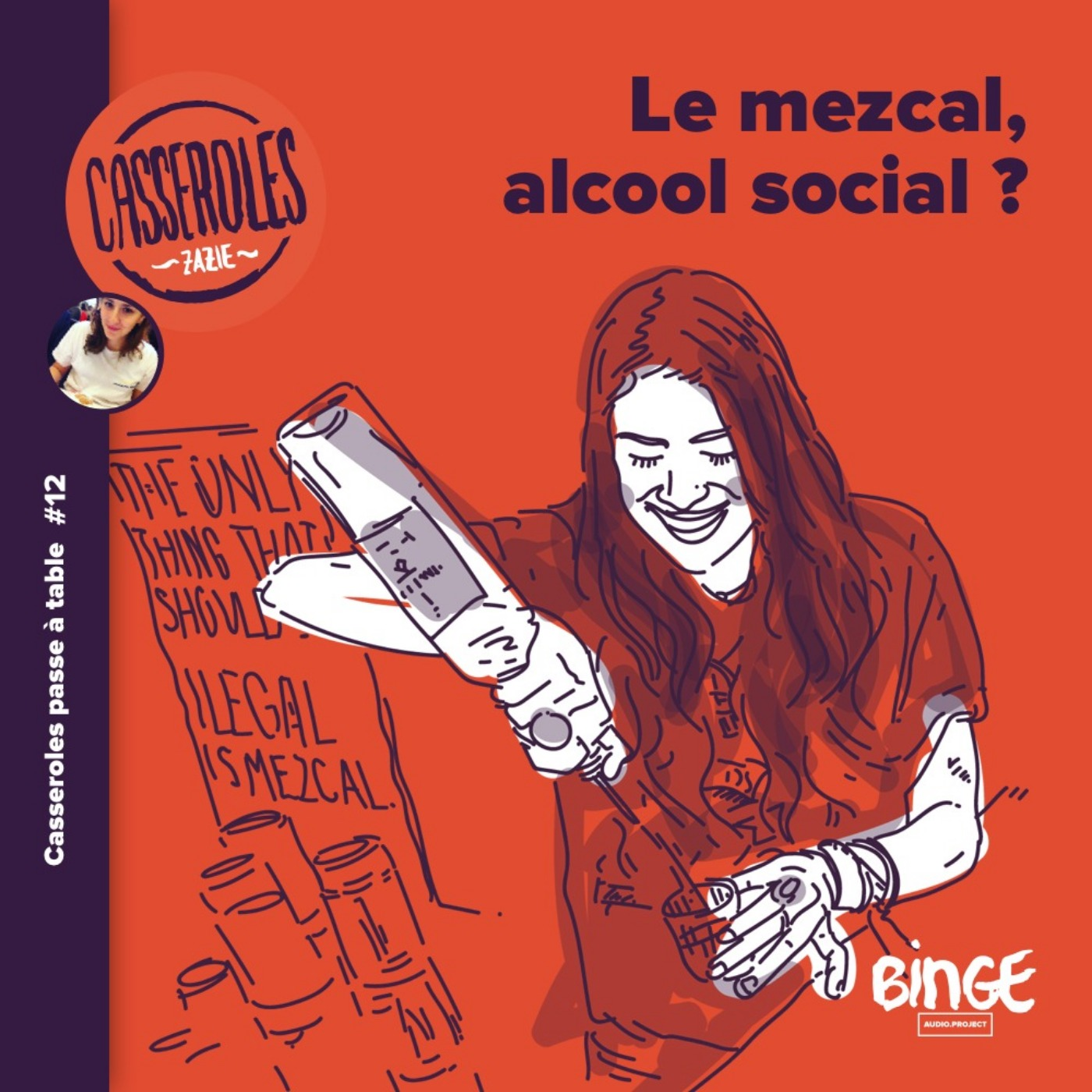 A table - Le mezcal, alcool social ?