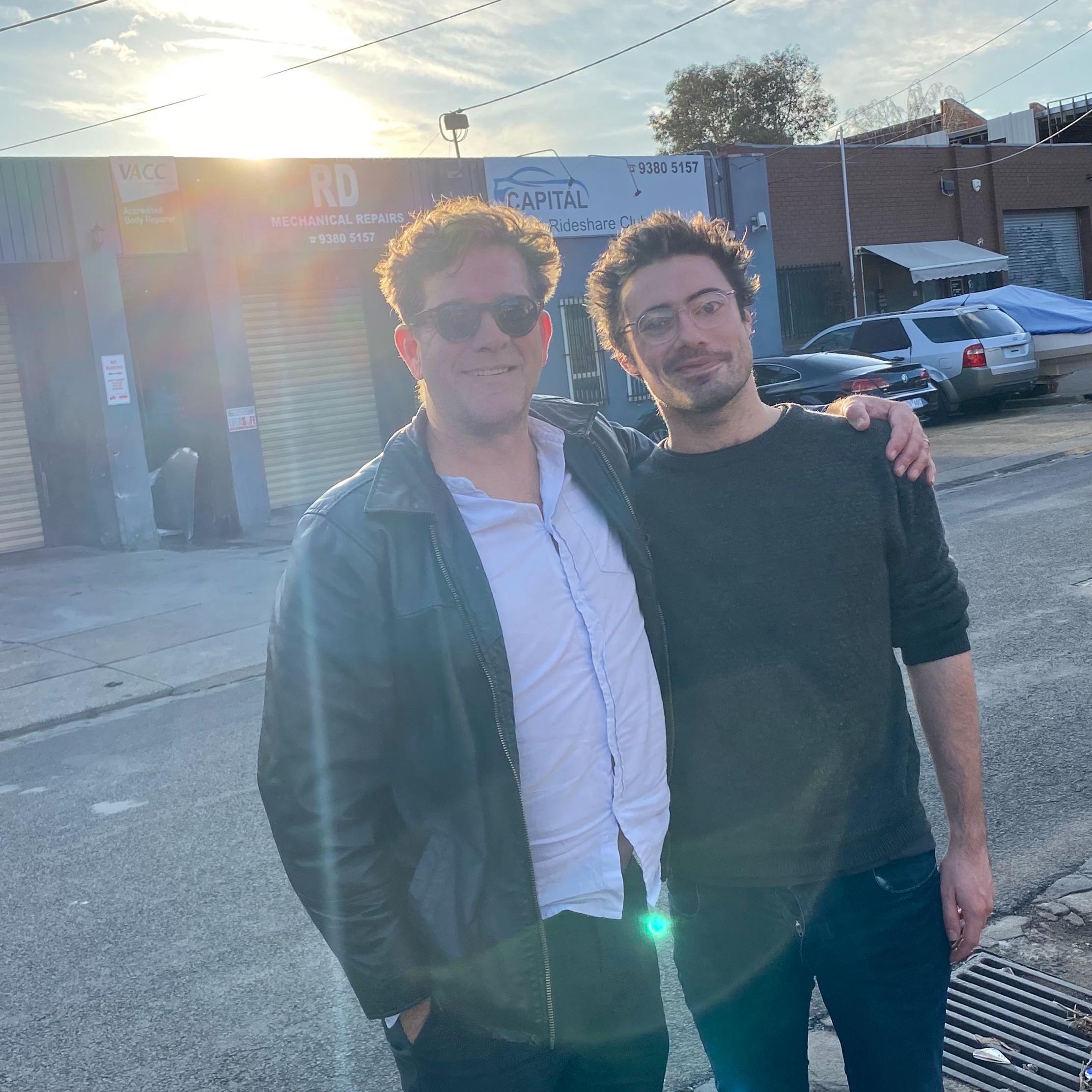 Rhys Muldoon Post Isolation