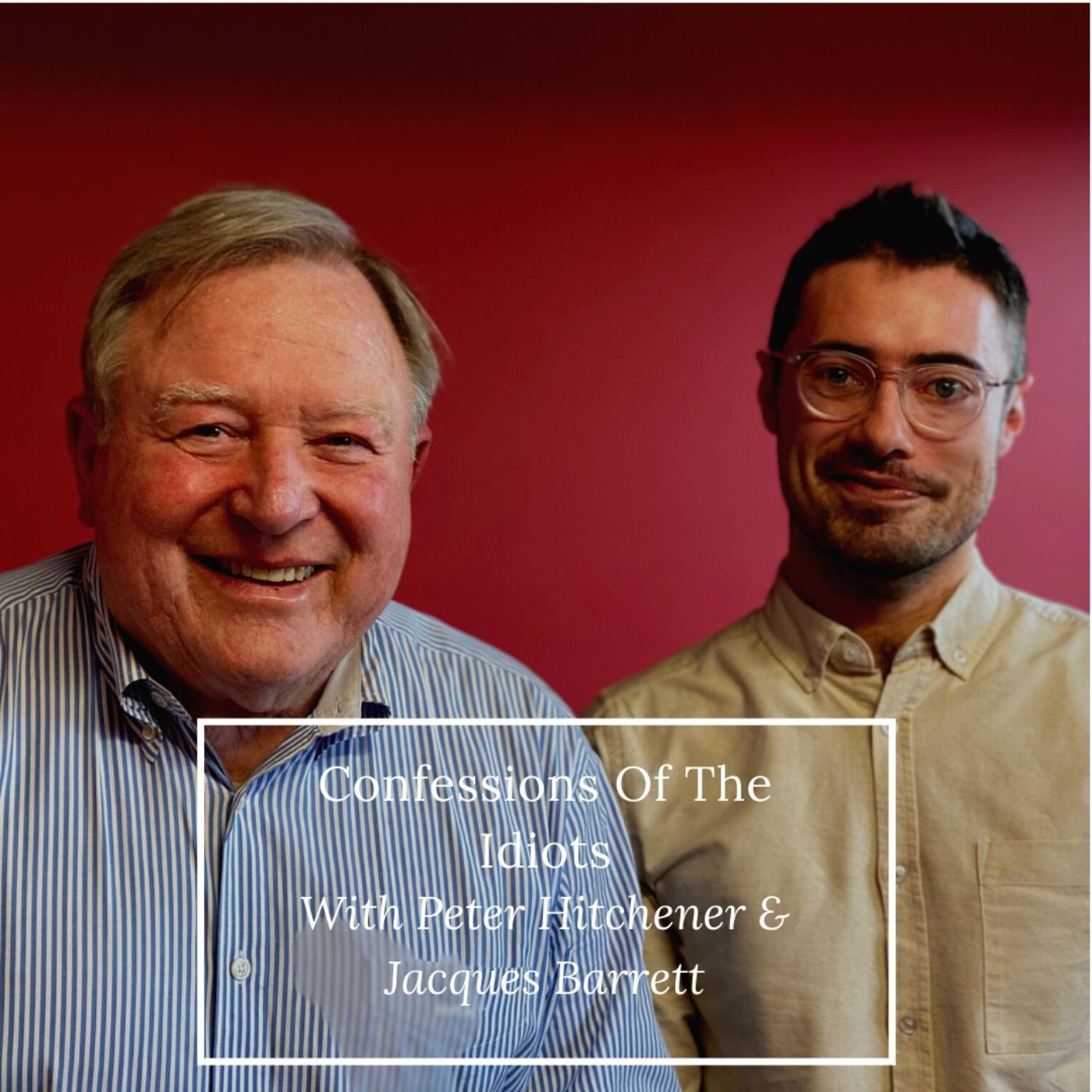 Sir. Peter Hitchener & Jacques Barrett