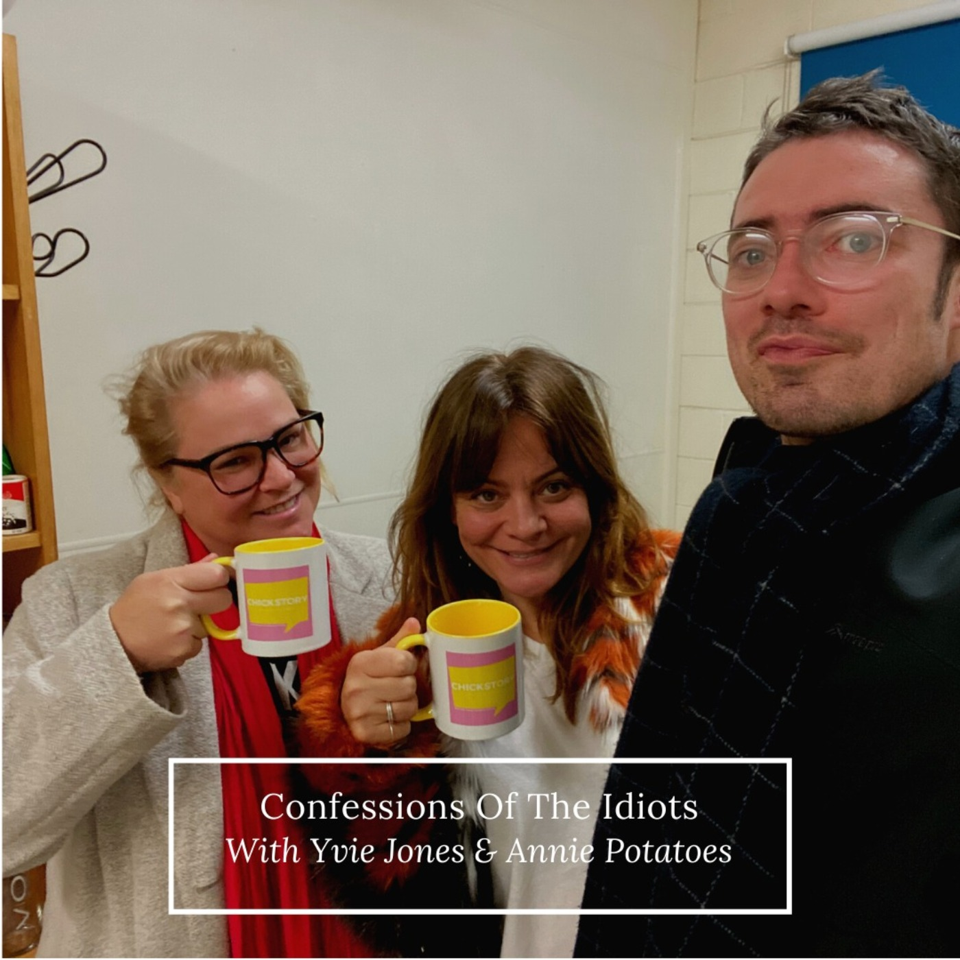Yvie Jones & Annie Potatoes